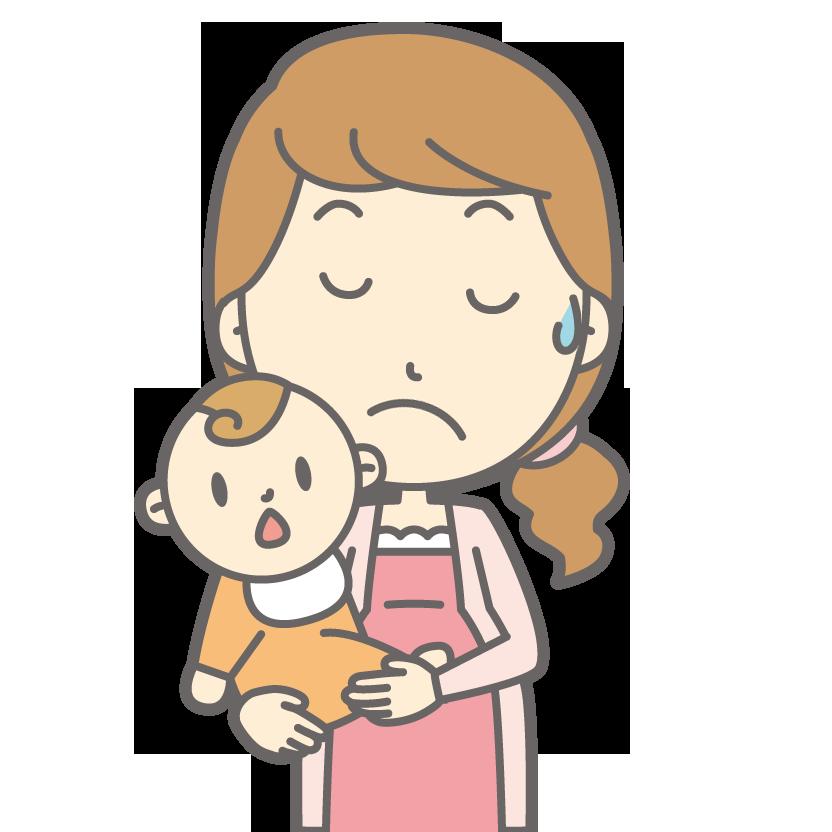 「産後 イラスト」の画像検索結果